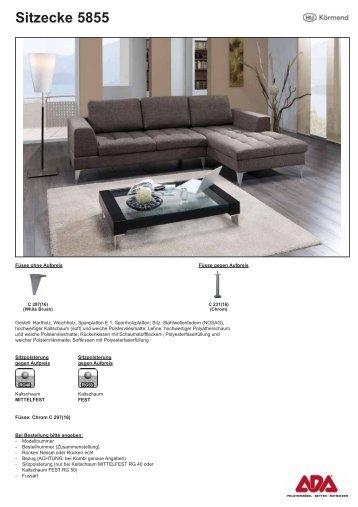 Sitzecke 5855 - imbutor.hu