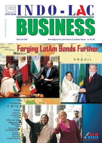 Forging LatAm Bonds Further - new media