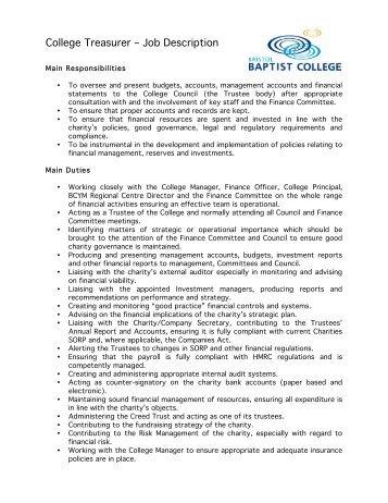 Job Description  Vp Finances Of The Sensors Council Ieee Sc