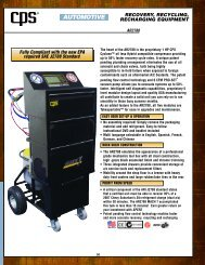 2007 Catalog - CPS Products