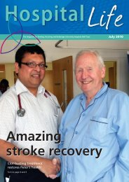 Hospital Life July 2010 - Barking Havering and Redbridge University ...
