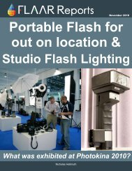 Portable Flash for out on location & - Digital photography camera ...