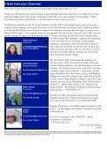 A Note From Your Chairman 1 KARA Update 8 Welcome To New ... - Page 3