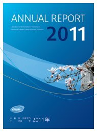 ANNUAL REPORT - Laboratory for Internet Software Technologies