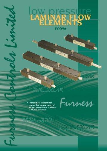 Furness FCO096 Leaflet - Delta Strumenti S.r.l.