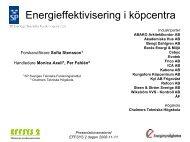 Presentationsmaterial - effsys 2