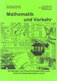 Mathematik und Verkehr - MUED