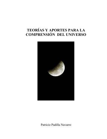 teorias y aportes para la comprension del universo.pdf - Cosmofisica