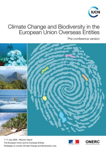 Climate Change and Biodiversity in the European ... - WIDECAST