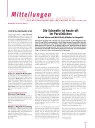 Mitteilungen April 08 - Anthroposophische Gesellschaft in Deutschland
