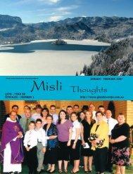 Misli Thoughts - Glas Slovenije