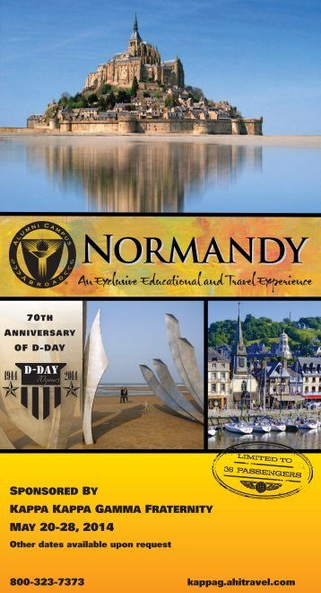 NORMANDY - AHI International