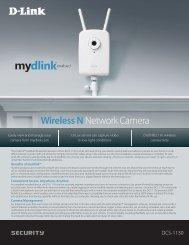 Wireless Nnetwork Camera