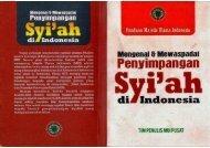 #Buku Panduan MUI_Mengenal dan Mewaspadai Penyimpangan Syi'ah di Indonesia