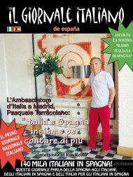 Italia e Spagna insieme per contare di più - Il Giornale Italiano