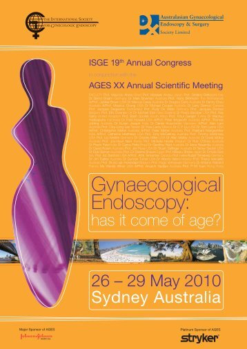 Gynaecological Endoscopy: - AGES