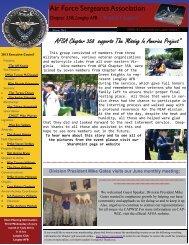 AFSA Chapter 358 Newsletter 28 June 2013 - Air Force Sergeant's ...