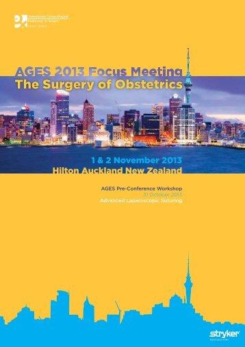 download brochure - AGES