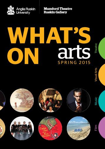 What's On Spring 2015