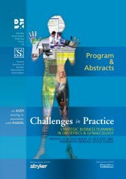 Challenges in Practice - AGES