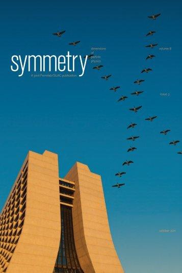 Symmetry magazine