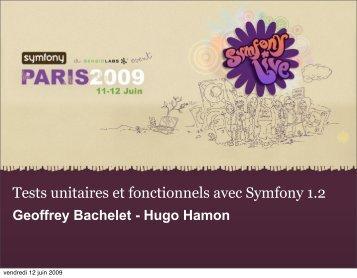 Geoffrey Bachelet - Hugo Hamon
