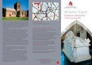All Saints' Church, Kedleston, Derbyshire - The Churches ...