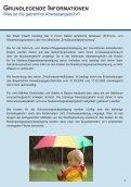 Infobroschüre zur getrennten Abwassergebühr - bei der Stadt Vilseck - Page 3