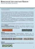 Infobroschüre zur getrennten Abwassergebühr - bei der Stadt Vilseck - Page 5