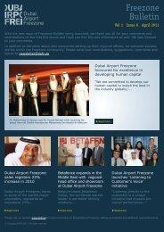DAFZ April 2011 Bulletin