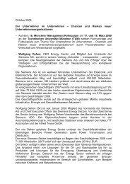 Oktober 2008 Der Unternehmer im Unternehmen – Chancen und ...
