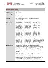 Prüfvermerk 1 - Düsseldorfer Hypothekenbank AG