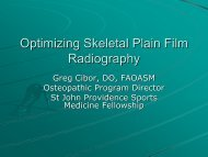 Optimizing Skeletal Plain Film Radiography