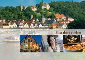 Hirschhorn erleben