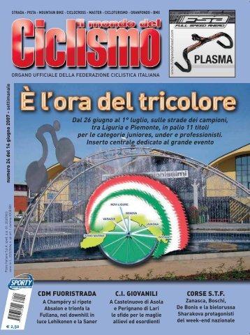 cdm fuoristrada - Federazione Ciclistica Italiana