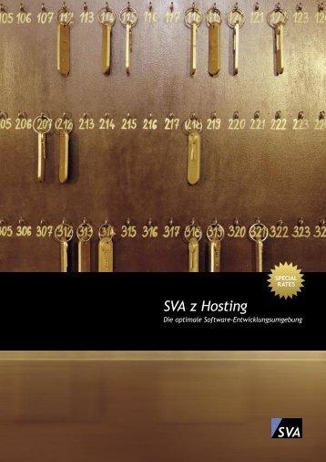 SVA z Hosting