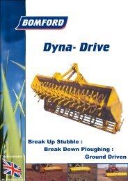 Dyna- Drive - Bomford Turner