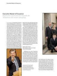 Artikel aus Munich School of Management Magazin 07/08