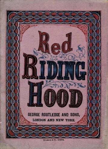Red Riding Hood - Tim And Angi
