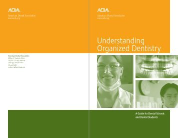 Understanding Organized Dentistry - Missouri Dental Association
