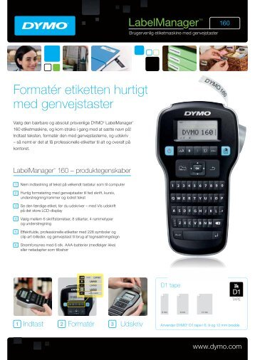 LabelManager 160 - DYMO