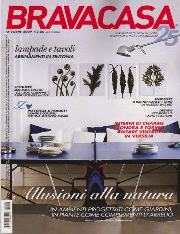 Scarica l'articolo in formato pdf - Ceramiche Gardenia Orchidea