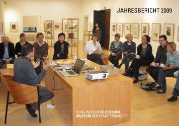 JahRESBERIcht 2009 - Stadt Troisdorf