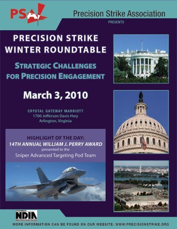 Download a registration form - Precision Strike Association