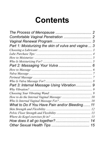 Vaginal Dryness Mydoctor Ca