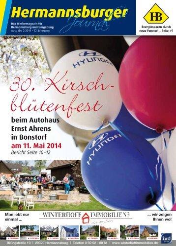 Hermannsburger Journal 2/2014