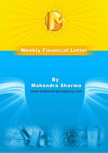 Weekly Newsletter PDF FILE from 10-14 June 2013 - Prophesies of ...
