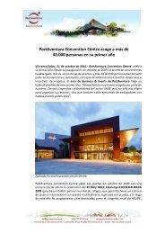 PortAventura Convention Centre acoge a más de 40.000 personas ...