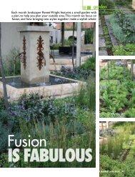 Fusion - Eco Landscapes