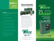 FuelMizer SlimJim. - Taco-Hvac